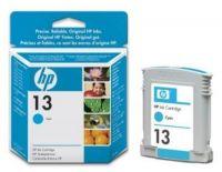 Расходный материал HP 13 Cyan Ink Cartridge C4815AE