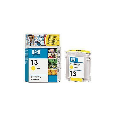 ��������� �������� HP 13 Yellow Ink Cartridge C4817A