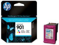 Картридж HP 901 Cyan / Magenta / Yellow - Зеленовато - голубой / Пурпурный / Желтый (CC656AE)