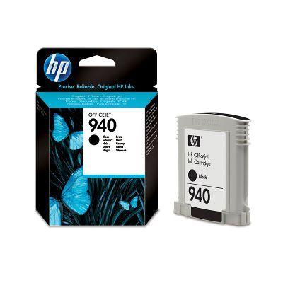��������� �������� HP 940 Black Officejet Ink Cartridge C4902AE