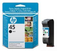 Картридж HP 45 Black/Черный (51645GE)