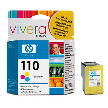 ��������� �������� HP 110 Tri-colour Inkjet Print Cartridge CB304AE