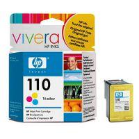 HP 110 Tri-colour Inkjet Print Cartridge CB304AE