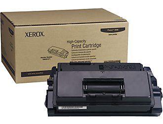 Картридж Xerox Black/Черный (106R01370)
