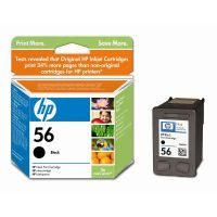 HP 56 Black Inkjet Print Cartridge C6656AE