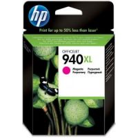 HP 940XL Magenta Officejet Ink Cartridge C4908AE