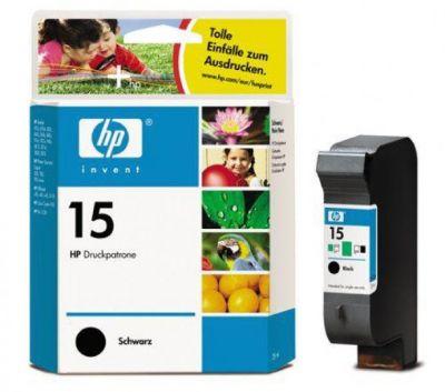 Картридж HP 15 Black/Черный (C6615NE)