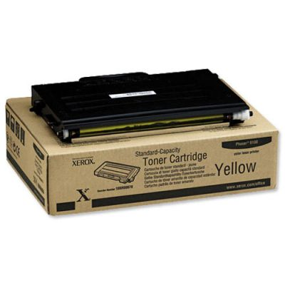 Расходный материал Xerox Тонер-картридж желтый 2К 106R00678