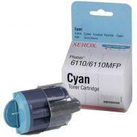 Тонер-картридж Xerox 6110/6110MFP Cyan /Зеленовато - голубой (106R01206)