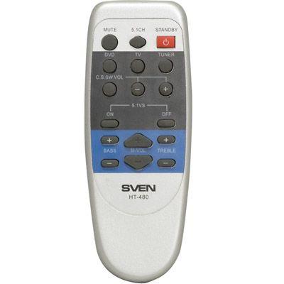 Колонки Sven HT-480 Silver 0025343