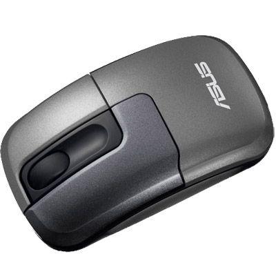Мышь беспроводная ASUS WT400 Gray 90-XB1G00MU00020-