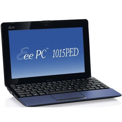 Ноутбук ASUS EEE PC 1015PED Windows 7 (Blue)