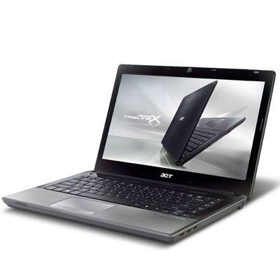 Ноутбук Acer Aspire TimelineX 4820TG-5464G50Miks LX.PSE01.010