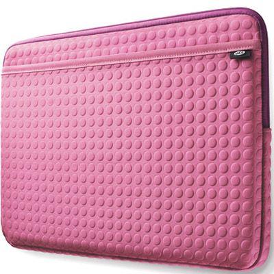 """Чехол LaCie ForMoa 13"""" Mac Coat Laptop Pink 130934"""