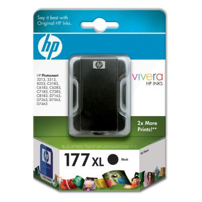 ��������� �������� HP 177 XL Black Ink Cartridge C8719HE