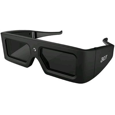 3D очки Acer E1b (Black) dlp JZ.K0100.002, JZ.K0100.003