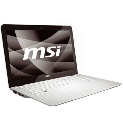 Ноутбук MSI X-Slim X340-446 White