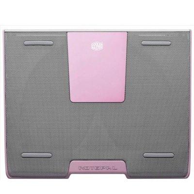 Охлаждающая подставка Cooler Master NotePal Color Infinite Pink R9-NBC-BWDD-GP