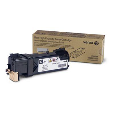 Тонер-картридж Xerox Black/Черный (106R01459)