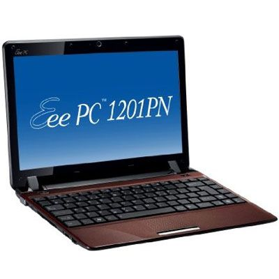 Ноутбук ASUS EEE PC 1201PN Windows 7 (Red)
