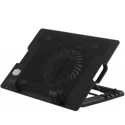 Охлаждающая подставка Cooler Master NotePal Ergo Stand Black R9-NBS-4UAK-GP
