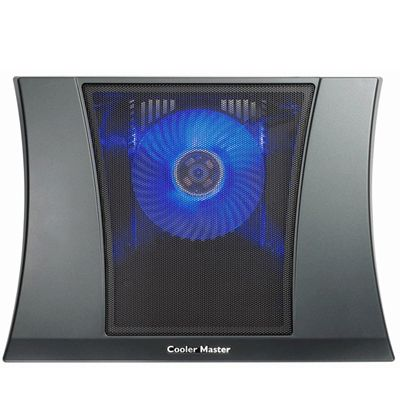 Охлаждающая подставка Cooler Master NotePal Ax Grey R9-NBC-4WBK-GP