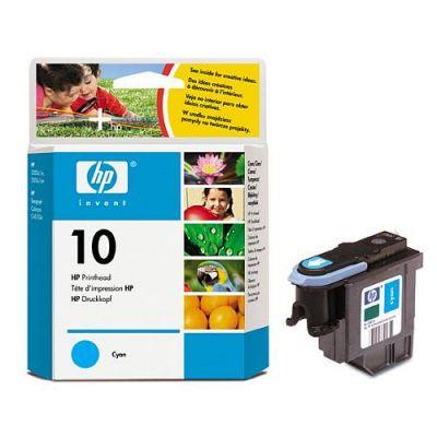 Расходный материал HP 10 Cyan Printhead C4801A