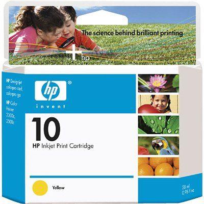 Расходный материал HP 10 Magenta Ink Cartridge C4843A