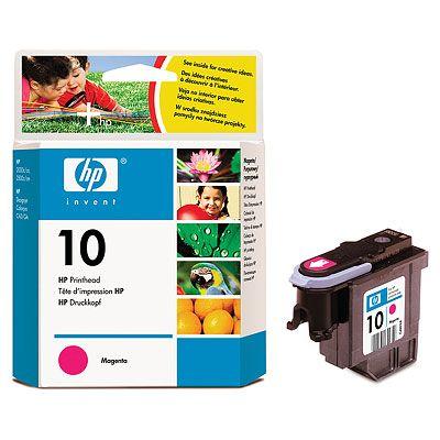 Расходный материал HP 10 Magenta Printhead C4802A
