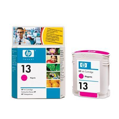 Картридж HP 13 Magenta/Пурпурный (C4816A)