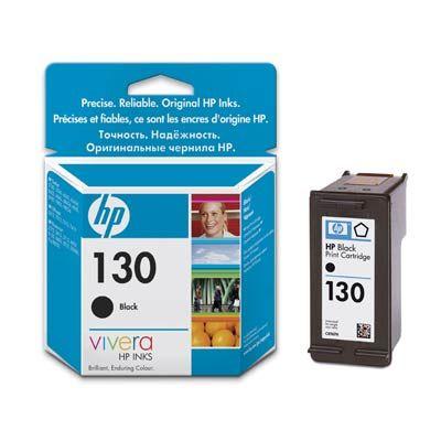 �������� HP 130 Black/������ (C8767HE)