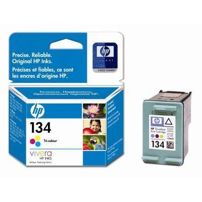 Картридж HP 134 Cyan/Magenta/Yellow - Голубой/Пурпурный/Желтый (C9363HE)