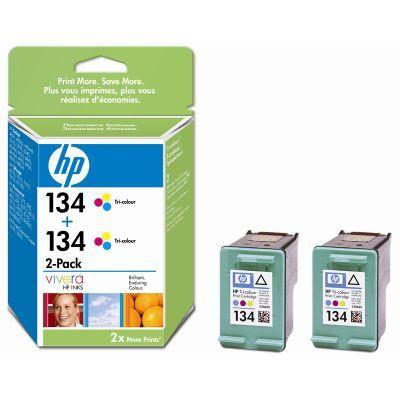 Картридж HP 134 набор (C9505HE)