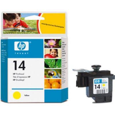 Расходный материал HP 14 Yellow Printhead C4923AE