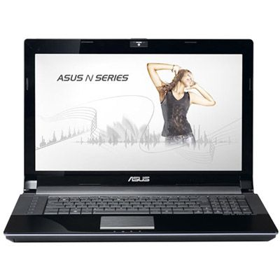 Ноутбук ASUS N73JN i5-540M Windows 7