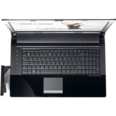 Ноутбук ASUS N73Jq i7-740QM Windows 7