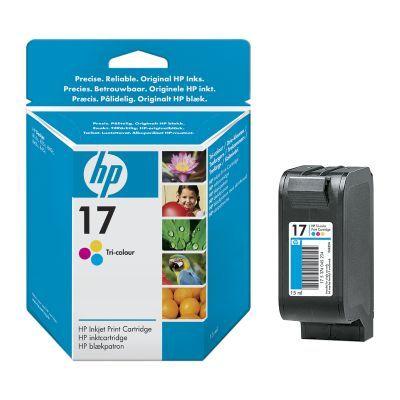 �������� HP 17 Cyan / Magenta / Yellow - ���������� - ������� / ��������� / ������ (C6625AE)