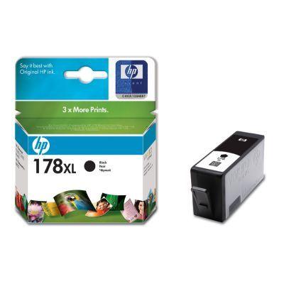 Расходный материал HP 178XL Black Ink Cartridge CB321HE