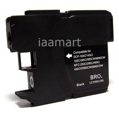 Картридж Brother Black/Черный (LC1100BK)