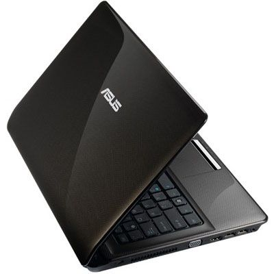 Ноутбук ASUS K42JC P6100 Windows 7 90N09A514W1B45RD13AY