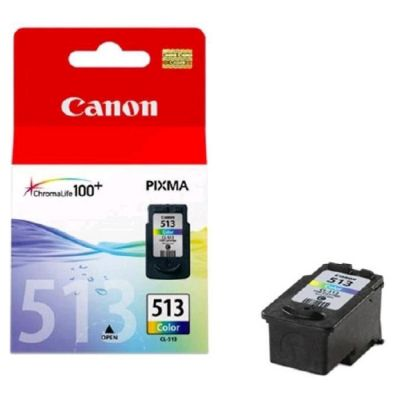 ��������� �������� Canon �������� Canon CL-513 ij cart emb 2971B007