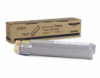 Тонер-картридж Xerox Yellow/Желтый (106R01079)