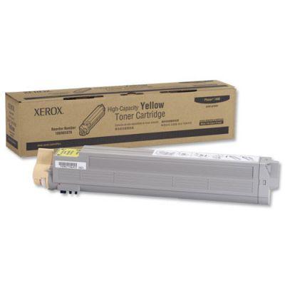 Тонер-картридж Xerox Yellow/Желтый (106R01152)