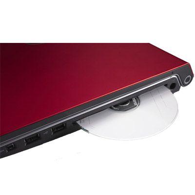 Ноутбук Dell Studio 1558 i3-350M Red 66970
