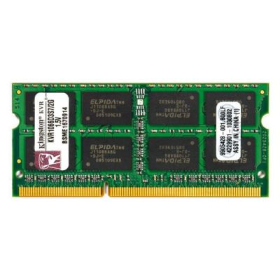 Оперативная память Kingston DDR-III 4GB PC3-8500 1066MHz SO-DIMM (KVR1066D3S7/4G) KVR1066D3S7/4G