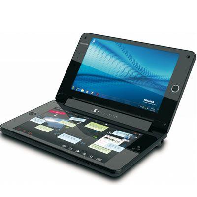 Ноутбук Toshiba Libretto W100-106 PLW10E-00200GG3