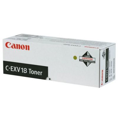 ��������� �������� Canon Toner Canon C-EXV18 0386B002 C-EXV18