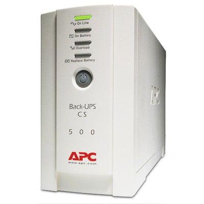 ИБП APC Back-UPS cs 500VA/300W 230V RUSSIAN BK500-RS