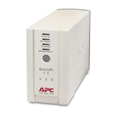 ��� APC Back-UPS cs 650VA/400W 230V Interface Port DB-9 RS-232, USB BK650EI