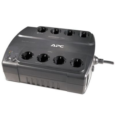 ИБП APC Power-Saving Back-UPS es 8 Outlet 550VA 230V cee 7/7 BE550G-RS
